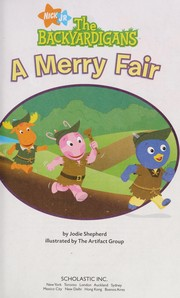 Cover of: A merry fair | Jodie Shepherd