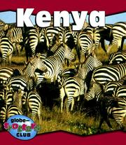 Cover of: Kenya | Sean McCollum