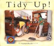 Cover of: Tidy Up (Small World) | Gwenyth Swain