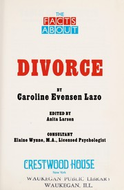 Cover of: Divorce