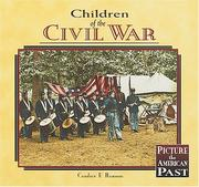 Cover of: Children of the Civil War
