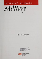 Cover of: Military | Robert Grayson