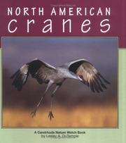 Cover of: North American cranes