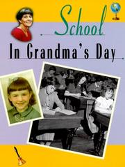 School in grandma's day by Valerie Weber