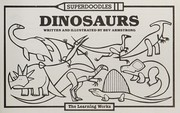 Cover of: Superdoodle Dinosaurs (Superdoodles) | Bev Armstrong