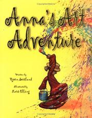 Cover of: Anna's art adventure