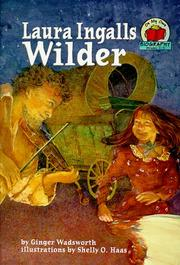Cover of: Laura Ingalls Wilder (On My Own Biography)