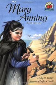 Cover of: Mary Anning
