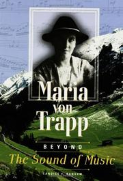 Cover of: Maria Von Trapp