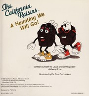 Cover of: A-Haunting We Will Go (California Raisins)