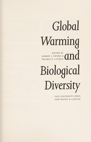 Cover of: Global warming and biological diversity