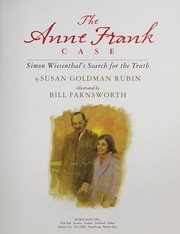 Cover of: The Anne Frank case