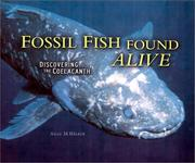 Cover of: Fossil Fish Found Alive
