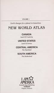 Cover of: New world atlas | Germain Saint (Spirit)
