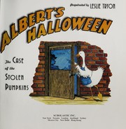 Cover of: Albert's Halloween