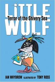 Cover of: Little Wolf, terror of the shivery sea