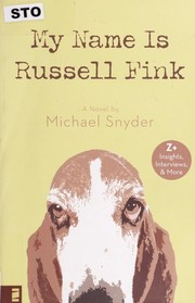 Cover of: My name is Russell Fink : a novel |