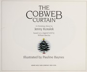 Cover of: The cobweb curtain