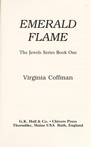 Cover of: Emerald flame