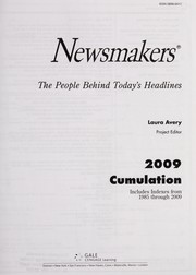 Cover of: Newsmakers | Laura Avery