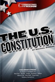 Cover of: The U.S. Constitution/ by Michael Burgan | Michael Burgan