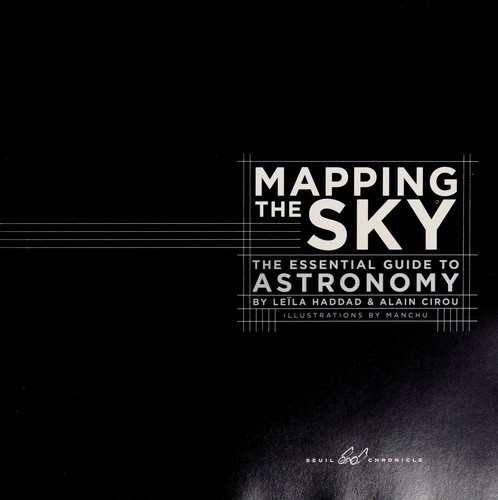 Mapping the sky by Leïla Haddad