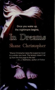 Cover of: In Dreams (Jove Horror) | Shane Christopher