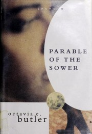 Cover of: Parable of the sower by Octavia E. Butler
