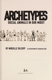 Cover of: Archetypes | Mireille Silcott
