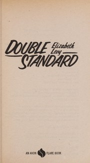 Cover of: Double Standard | Levy, Elizabeth