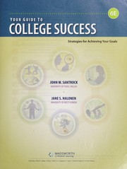 Cover of: Your guide to college success