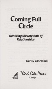 Cover of: Coming Full Circle | Nancy Vanarsdall