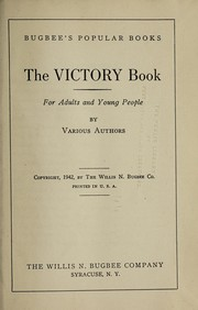 Cover of: The Victory book |