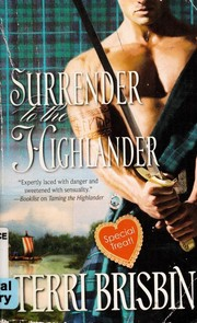 Cover of: Surrender To The Highlander (Harlequin Historical Series) | Barbara Cartland