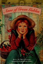 Cover of: Anne of Green Gables | Deborah G. Felder