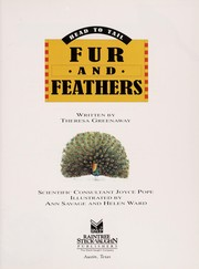Cover of: Fur and feathers