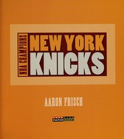 Cover of: New York Knicks | Aaron Frisch