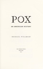 Cover of: Pox