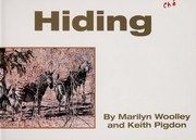Cover of: Hiding (Foundations) | Marilyn Woolley