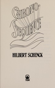 Cover of: Chronosequence | Hilbert Schenck