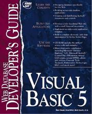 Cover of: World Wide Web database