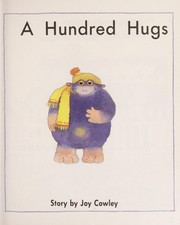 Cover of: A Hundred Hugs |