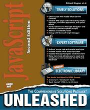 Cover of: JavaScript unleashed