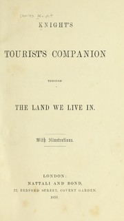 Cover of: Knight's tourist companion through the land we live