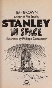 Cover of: Stanley in space | Jeff Brown