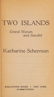 Cover of: TWO ISLANDS