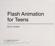 Cover of: Flash animation for teens