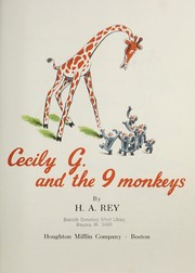 Cover of: Curious George | H. A. Rey