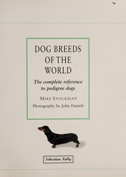 Cover of: Dog Breeds of the World | Mike Stockman