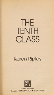 Cover of: The Tenth Class
